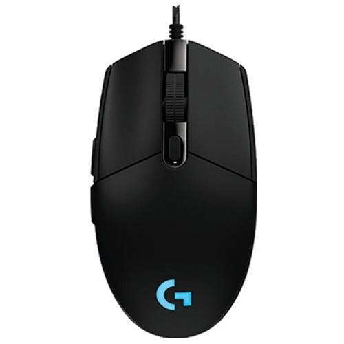 მაუსი Logitech G102 Prodigy Black (910-004939)