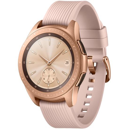 სმარტ საათი Samsung Galaxy Watch 42mm (SM-R810NZDASER) Rose Gold