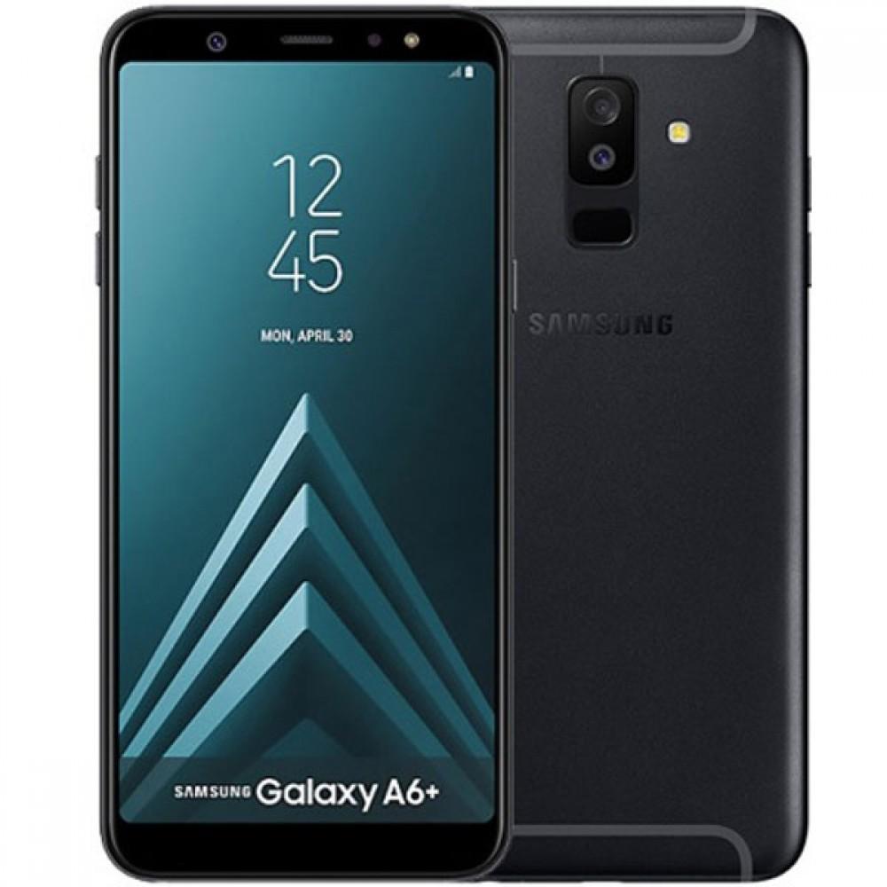 მობილური ტელეფონი SAMSUNG GALAXY A6+ (A605FD) 32GB BLACK