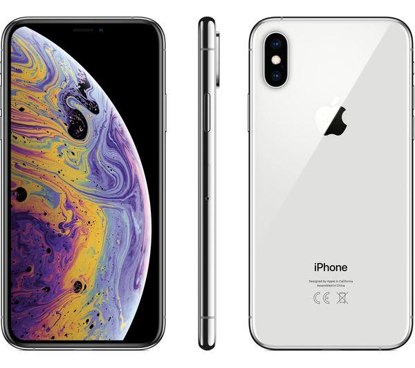 მობილური ტელეფონი APPLE IPHONE XS 64GB Silver