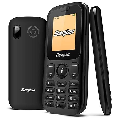 მობილური ტელეფონი Energizer Energy E10+ Black
