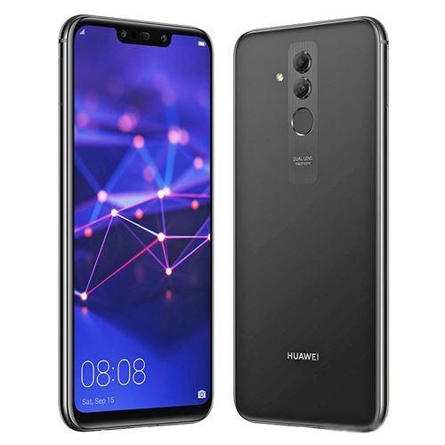 მობილური ტელეფონი HUAWEI MATE 20 LITE (51092QUF) 64GB BLACK