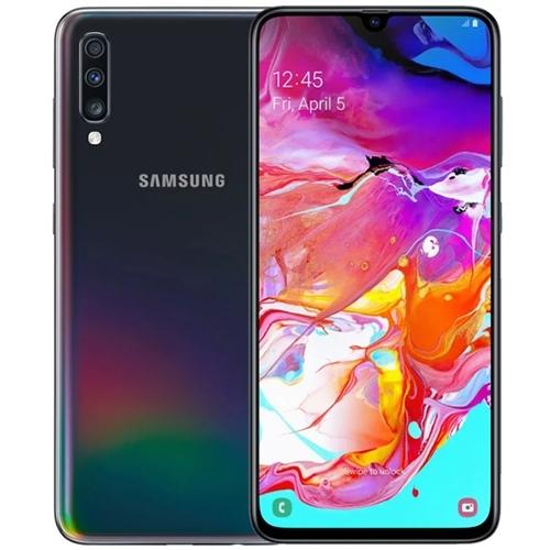 მობილური ტელეფონი Samsung Galaxy A70 LTE Duos 128GB (SM-A705FZKUCAU) Black