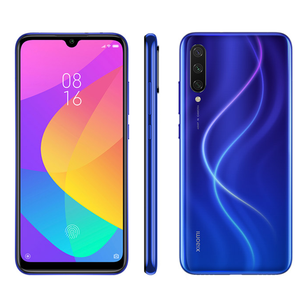 მობილური ტელეფონი XIAOMI MI A3 64GB BLUE