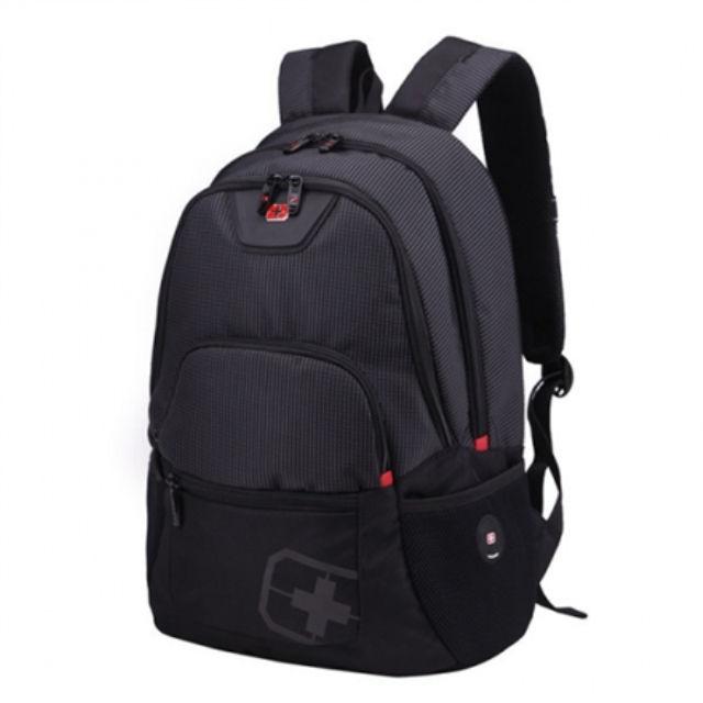 """ნოუთბუქის ზურგჩანთა Sumdex BP-305BK Fits up to size 16 """", Black, Waterproof, Shoulder strap"""