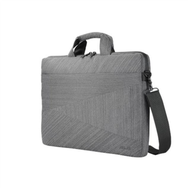 """ნოუთბუქის ჩანთა Asus ARTEMIS Fits up to size 15 """", Grey, Shoulder strap, Messenger - Briefcase"""