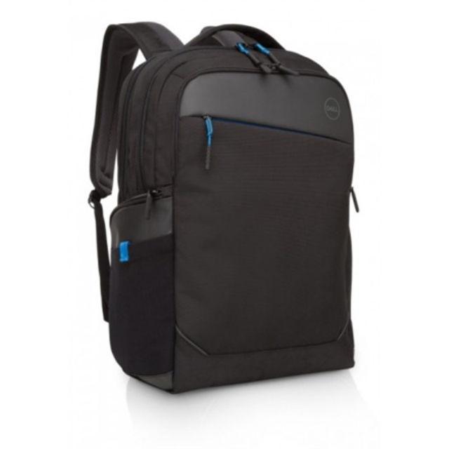 """ნოუთბუქის ჩანთა Dell Professional 460-BCFG Fits up to size 17 """", Black, Shoulder strap, Backpack"""