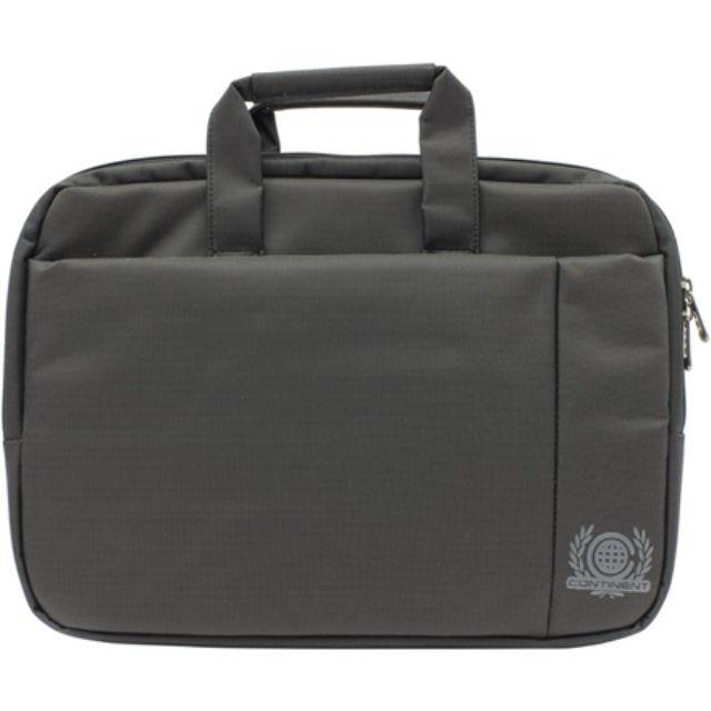 """ნოუთბუქის ჩანთა Continent CC-215 Fits up to size 16 """", Black, Messenger - Briefcase"""