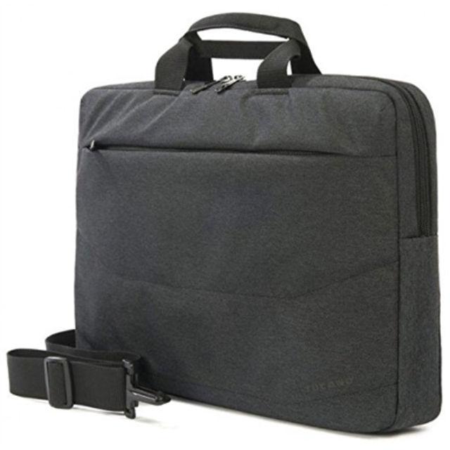 """ნოუთბუქის ჩანთა Tucano Linea Combo BLIN15DZ Fits up to size 15.6 """", Black, Messenger - Briefcase, Shoulder strap, Polyester"""