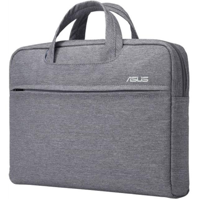 """ნოუთბუქის ჩანთა Asus EOS SHOULDER BAG Fits up to size 16 """", Gray, Shoulder strap, Polyester, Topload"""