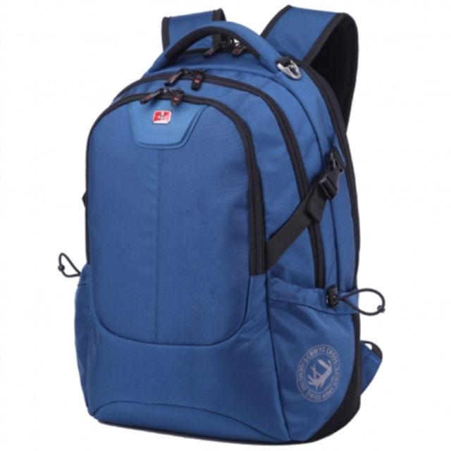"""ზურგჩანთა Sumdex BP-306BU Fits up to size 16 """", Blue, Shoulder strap, Waterproof, Polyester, Backpack"""