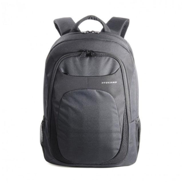 """ნოუთბუქის ზურგჩანთა Tucano VARIO Fits up to size 15.6 """", Black, Shoulder strap, Backpack"""
