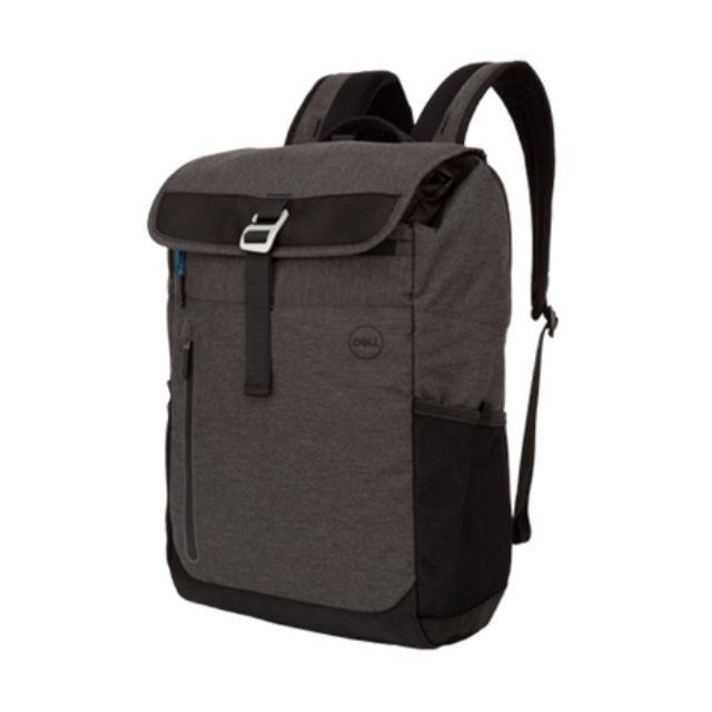 """ნოუთბუქის ჩანთა Dell Venture 460-BBZP Fits up to size 15.6 """", Grey/Black, Backpack"""