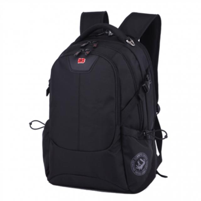 """ლეპტოპის ჩანთა Sumdex BP-306BK Fits up to size 16 """", Black, Shoulder strap, Waterproof, Polyester, Backpack"""