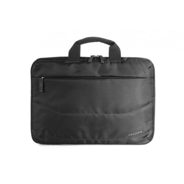 """ნოუთბუქის ჩანთა Tucano Idea Fits up to size 15.6 """", Black, Messenger - Briefcase, Shoulder strap"""