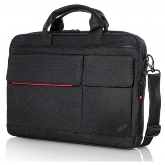 """ნოუთბუქის ჩანთა Lenovo ThinkPad Professional Fits up to size 15.6 """", Black, Messenger - Briefcase"""