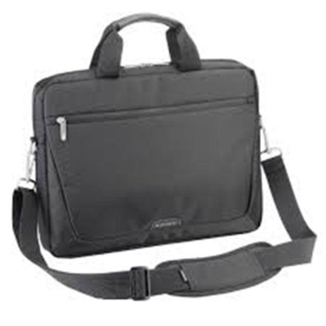 """ნოუთბუქის ჩანთა Sumdex PON-111GY 15.6 """", Grey, Polyester, Messenger - Briefcase"""