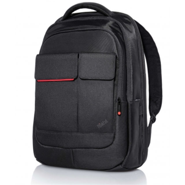 """ნოუთბუქის ზურგჩანთა Lenovo ThinkPad Professional Fits up to size 15.6 """", Black, Backpack"""