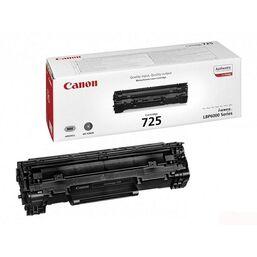 კარტრიჯი Canon 725 Bk Black Original ToneriMart.ge