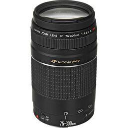 ობიექტივი Canon EF 75-300 f4-5.6 III USMiMart.ge
