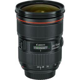 ობიექტივი Canon EF 24-70mm f/2.8L II USMiMart.ge