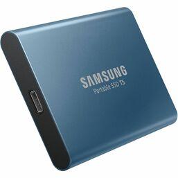 გარე მყარი დისკი Samsung T5 Portable SSD - 500GB - USB 3.1 External SSD (MU-PA500B/AM)iMart.ge