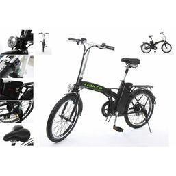 ელექტრო დასაკეცი ველოსიპედი FORSAGE FEB25022001iMart.ge