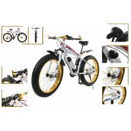 ელექტრო ველოსიპედი(ჰიბრიდი) FORSAGE FEB25026003iMart.ge