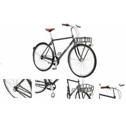 ველოსიპედი URBAN CLASSIC M FORSAGEFB28005(510)iMart.ge