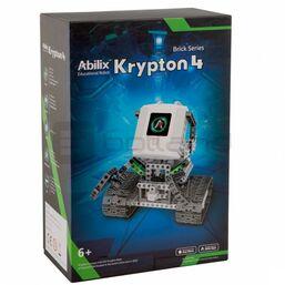 რობოტი Abilix Dron/ Abilix Krypton 4 robot Components:914. Battery: Luthiem Battery Screen: YES,Big Motor 1. Small Motor: 3. LED: 1. Speaker: 2 WIFI, , Built-in Wifi H. Controller: BrainiMart.ge