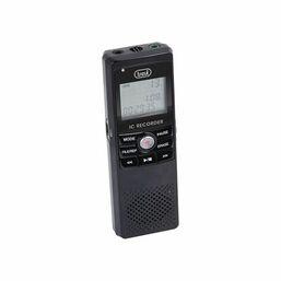 ციფრული დიქტოფონი Trevi DR435 SA BlackiMart.ge