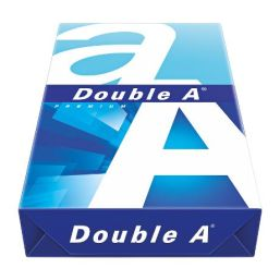ქაღალდი DOUBLE A DOUBLE A, A4 210X297MM , 80GSM, 500 SHEETSiMart.ge