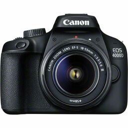 ფოტოაპარატი Canon EOS 4000D 18-55DC IIIiMart.ge