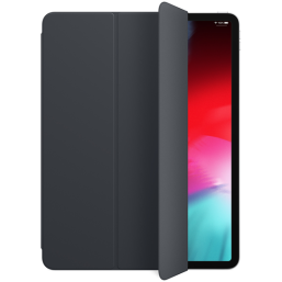 პლანშეტის ქეისი Apple Smart Folio for 12.9'' iPad Pro (MRXD2ZM/A) GrayiMart.ge