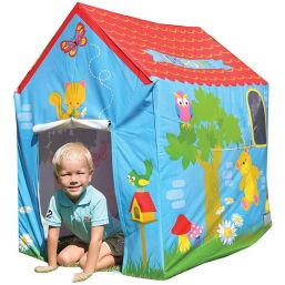 """საბავშო კარავი """"სახლი""""  102*76*114 BESTWAY 52201iMart.ge"""
