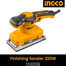 ხელის ელექტრო ზუმფარა INGCO 320 W (FS3208)iMart.ge