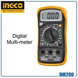 ციფრული მულტიმეტრი INGCO DM200iMart.ge