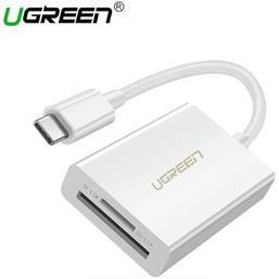 ბარათის წამკითხველი UGREEN US235 (40864) USB Type-C SD/TF Card Reader (4.0)iMart.ge