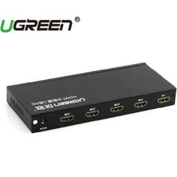 სპლიტერი UGREEN 40202 1x4 HDMI AMPLIFIER  SPLITTERiMart.ge