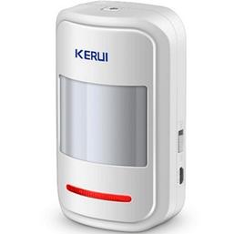 მოძრაობის სენსორი KERUI 433Mhz WIRELESS  INTELLIGENT PIR MOTION SENSOR DETECTOR FOR GSM PSTN HOME ALARM SYSTEM WITHOUT ANTENNA INFRAREDiMart.ge
