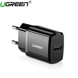 მობილურის დამტენი UGREEN 50459 USB Wall Charger One ports BLACKiMart.ge