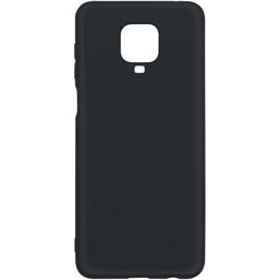 მობილურის ქეისი AKAMI SUEDE CASE BLACK FOR XIAOMI REDMI NOTE 9 Pro/Note 9 Pro Max/Note 9SiMart.ge