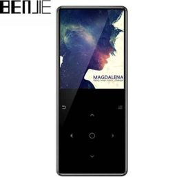 MP3 ფლეიერი BENJIE BJ-A12+ BLUETOOTH E-BOOK READING, FM RADIO, TOUCH SCREEN 8GB BLACKiMart.ge