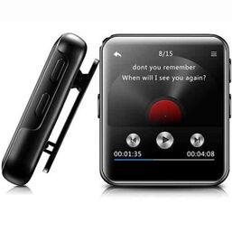MP3 ფლეიერი BENJIE BJ-A29 8GB BLUETOOTH MP3 PLAYER BLACKiMart.ge