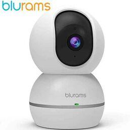 ვიდეო სათვალთვალო კამერა BLURAMS S15F SNOWMAN SECURITY CAMERA 1080p WIFI TWO-WAY AUDIO NIGHT VISION WORKS  WITH ALEXA  360 DEGREEiMart.ge