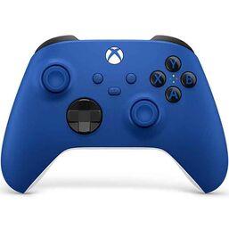 ჯოისტიკი MICROSOFT OFFICIAL XBOX SERIES X/S WIRELESS CONTROLLER X/S - SHOCK BLUE (889842613889)iMart.ge