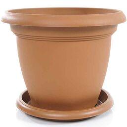 მცენარის პლასტმასის ქოთანი  SERINOVA V506 19083iMart.ge