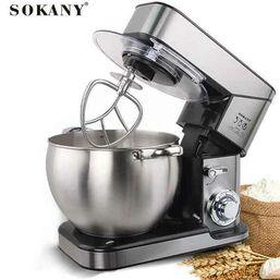 ჯამიანი მიქსერი SOKANY SC-623 (2000W, 10ლიტრი, სიჩქარის 6 რეჟიმი)iMart.ge