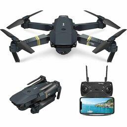 დრონი EACHINE E58 WIFI FPV 120 WIDE ANGLE 720P HD CAMERA FOLDABLE DRONE QUADCOPTER DRONE WITH CAMERA CS045435iMart.ge