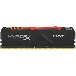ოპერატიული მეხსიერების ბარათი KINGSTON PC COMPONENTS MEMORY DDR4 DIMM 288pin 16GB 2400MHz DDR4 CL15 DIMM HYPERX  FURY RGB  HX424C15FB3A/16iMart.ge